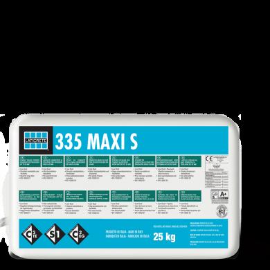 LATICRETE 335 MAXI S Циментово лепило за дебелина на лепилния слой от 6 до 15 мм.