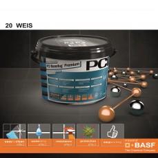 Фугираща смес Nanofug Premium - 20 Weis 5кг