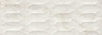 Стенни плочки Marbleplay Calacatta Struttura Gem 3D 30x90
