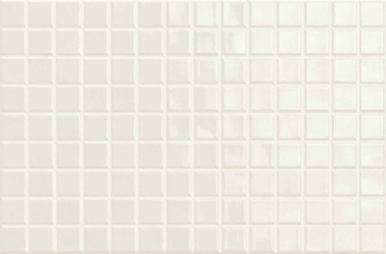 Стенни плочки Chroma Mosaico Ivory 25x38