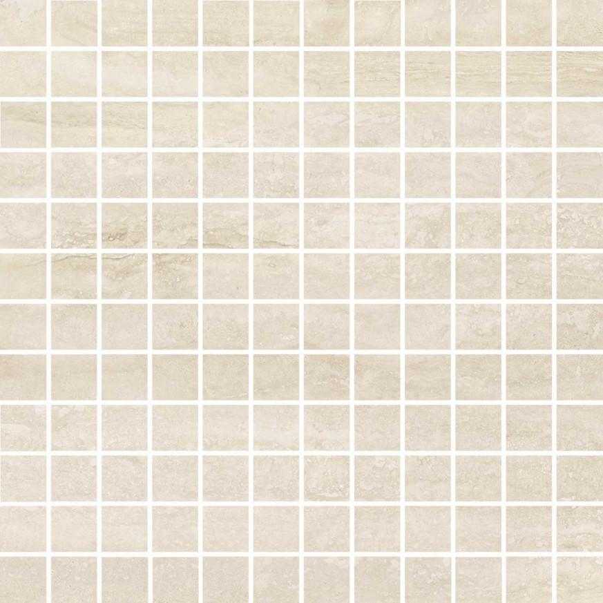 Декор Marbleplay Mosaico Travertino 30x30