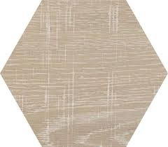 Гранитогрес Elements Natural Ivory Esagona 25x21.6