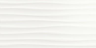 Стенни плочки Color Code Bianco Struttura Move 3D Satinato 30x60