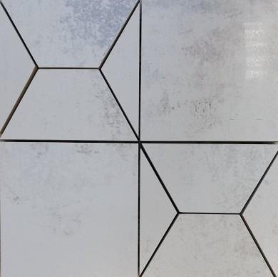 Гранитогресна мозайка Stardust White 30x30