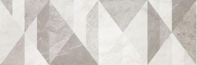 Декор Evolutionmarble Tangram Calacatta Oro/Tafu 32,5x97,7