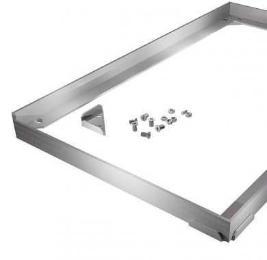 рамка за изтривалка 22 мм, размер 76х51 см