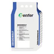 BENFER Dekogrout (Bianco) Антибактериална, еластична, фугираща смес на циментова основа