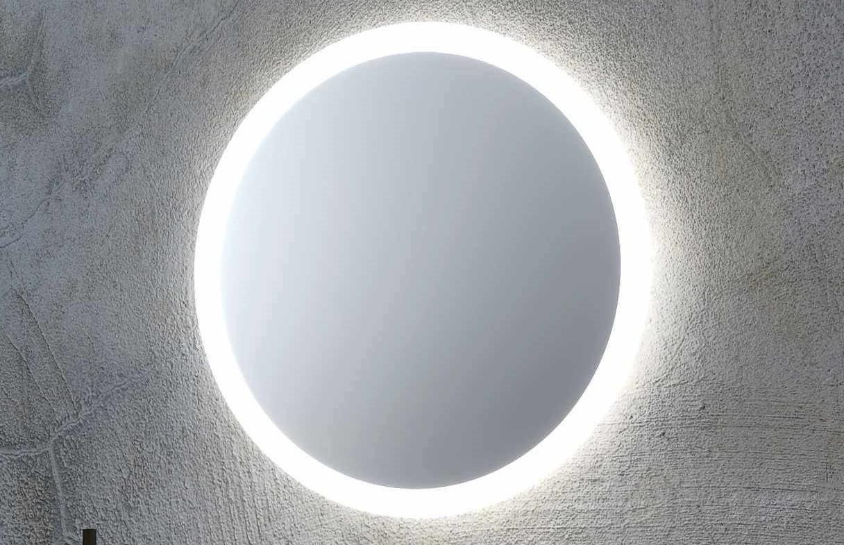 Огледало ONYX 70 с LED осветление с тъч и нагревател
