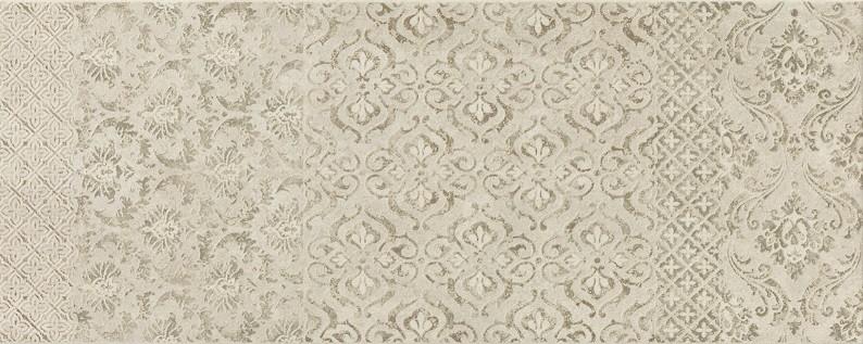 Декор Interiors Bone/Walnut тапет 20х50