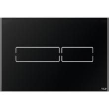 Структура за вграждане с активатор TECE LUX mini Black glass