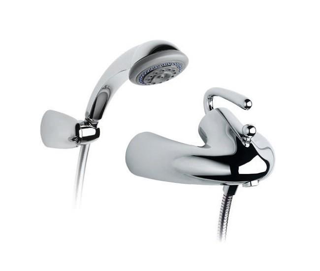 Смесител за вана и душ Roca Silver Shadow 5A0140C00