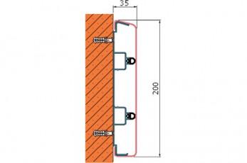 Протектор за стена WG 200