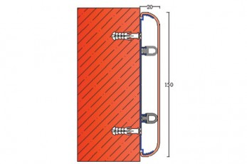 Протектор за стена WG 150