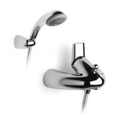 Смесител за вана и душ Roca Silver Crown 5A0142C00