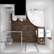 Стенни плочки Essenziale Satinato 40x120