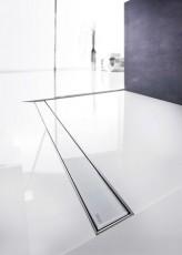 Линеен сифон с решетка GLASS - 800mm