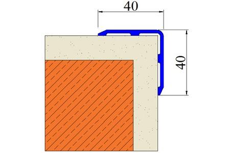 Протектор за ъгъл DK 40