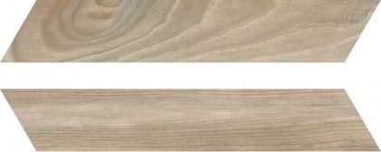 Гранитогрес Woodie Brown Chevron 7.5x40.7