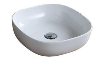 Мивка GLAM квадратна със заоблени ръбове 40х40
