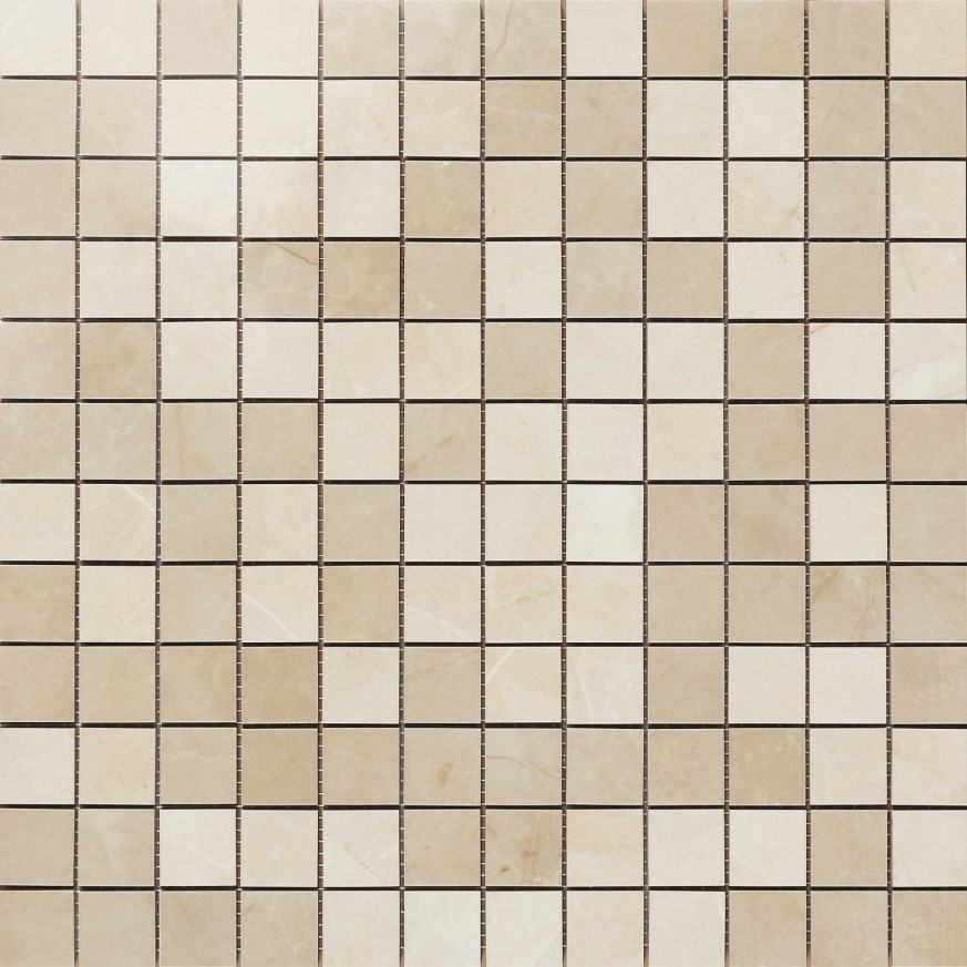 Мозайка Evolutionmarble Golden Cream Mosaico 32,5x32,5