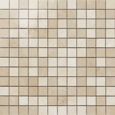 Мозайка Evolutionmarble riv golden cream mosaico 32,5x32,5