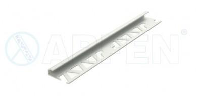 SB02 BORD 8 мм, алуминиев ъглов завършващ профил