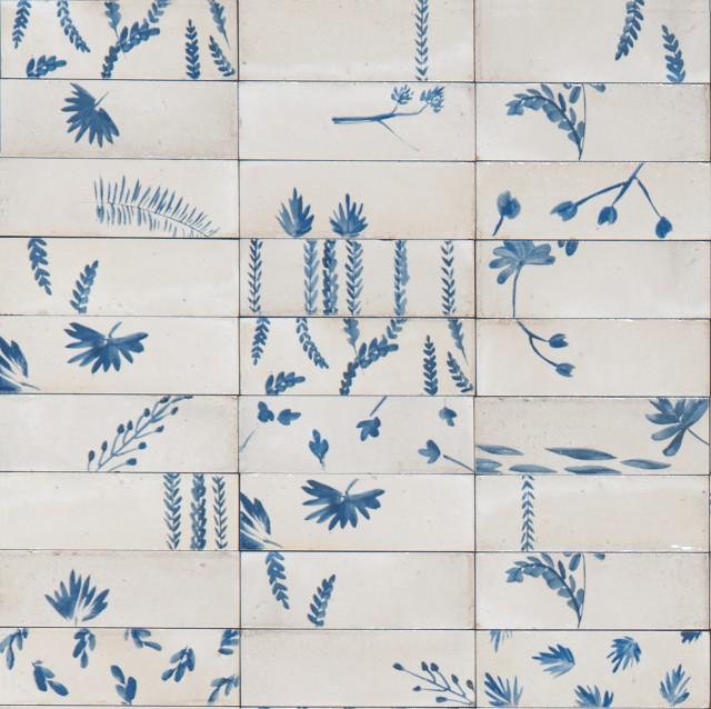 Гранитогрес Decoro Rice Leaf Natural Lux 5x15