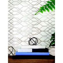 Декор Marbleplay Decoro Net White 30x90