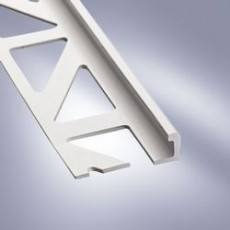 DUROSOL 6 мм мат, ъглов завършващ профил