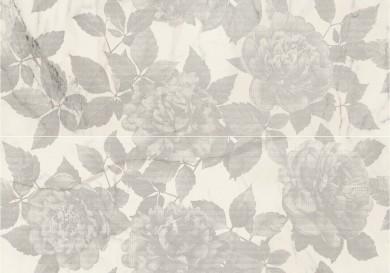 Декор Allmarble Wall Statuario Decoro Rose Satin 80x120