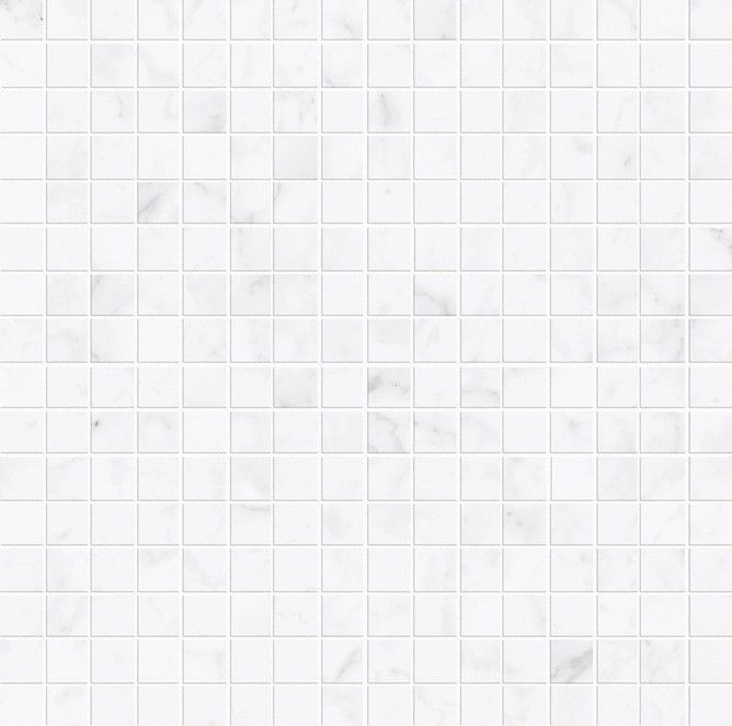 Декор Allmarble Wall Altissimo Mosaico Satin 40x40