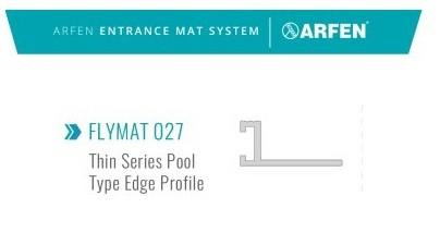 FLYMAT 027 рамка за изтривалки 12мм