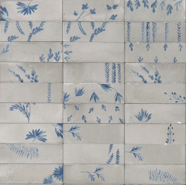 Гранитогрес Decoro Rice Leaf Grigio Lux 5x15