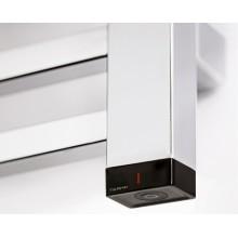 Лира за баня SIMPLE ONE с терморегулатор - цвят White Wall