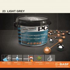 Фугираща смес Nanofug Premium - 23 Light grey 5кг