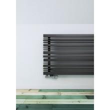 Лира за баня SHEVWOOD с термоглава SLIM - цвят Metallic Gray