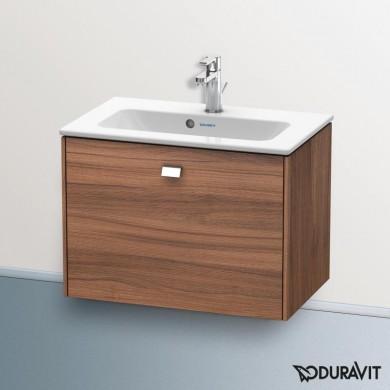 Окачен шкаф 63см с мивка ME by STARK - Natural walnut