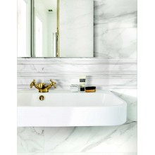 Декор Marbleplay Decoro Classic White 30x90