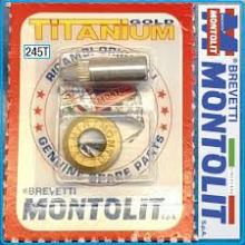 MONTOLIT 245T Резервно титаниево ножче за машини P2, P3, T2, A2