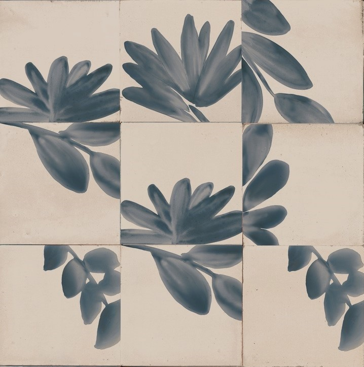 Гранитогрес Decoro Rice Blossom Grigio Lux 15x15