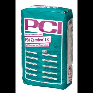Саморазливна циментова замазка за крайно покритие - PCI Zemtec 1 K