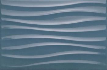 Стенни плочки Chroma strutture tide blue 25x38