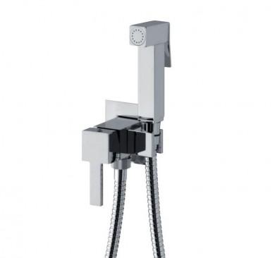 Интимен душ за вграждане с квадратни форми - SPHERA