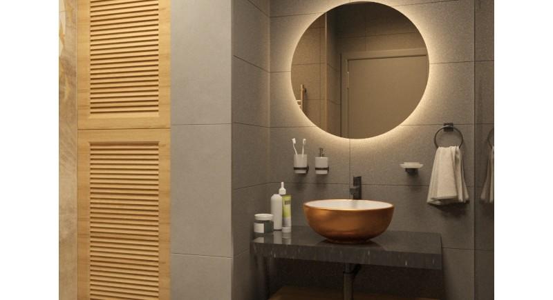 3D проект за баня от Djia