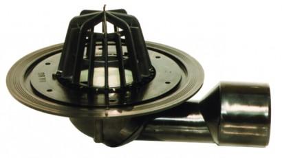 Воронка-малка за плоски покриви HL 80.3