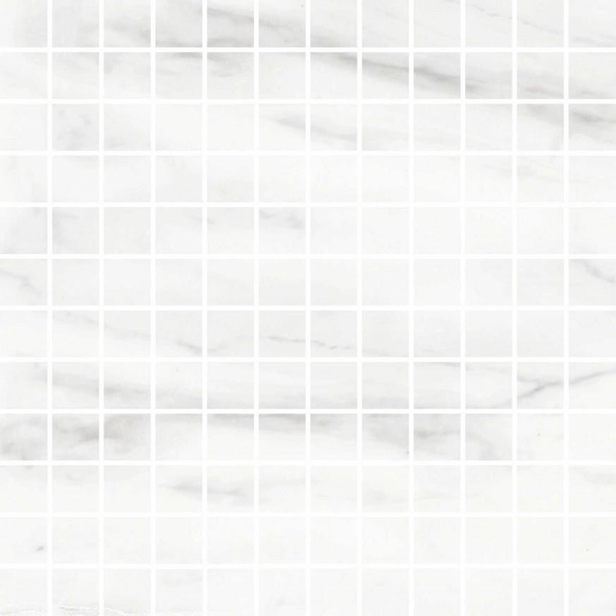 Декор Marbleplay Mosaico White 30x30