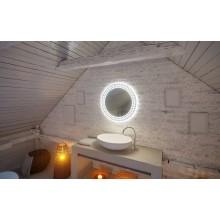 Огледало CARMEN 70 с LED осветление и нагревател