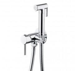 Интимен душ за вграждане с кръгли форми - NEWFORM