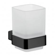 Окачена чашка LOFT - черен мат
