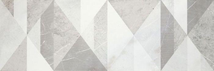 Декор Evolutionmarble Tangram White Rhino/Tafu 32,5x97,7